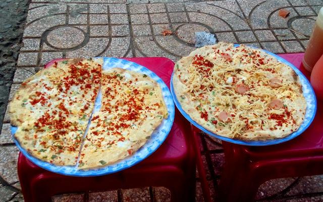 Bánh Tráng Nướng Đà Lạt - Tô Hiến Thành