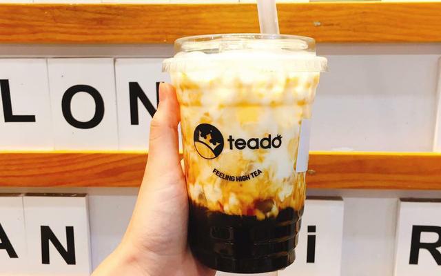 Trà Sữa Teado - Vườn Đào
