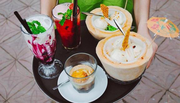 Kem Trái Dừa Hawaii