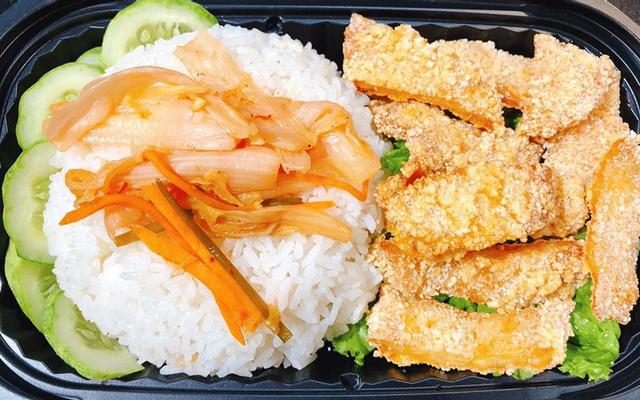 Cơm Gà Hồng Kông - Trương Công Định