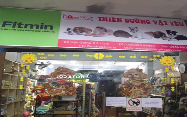 Happy Shop - Thiên Đường Vật Yêu - Hậu Giang
