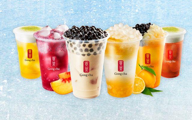 Trà Sữa Gong Cha - 貢茶 - Parkson CT Plaza