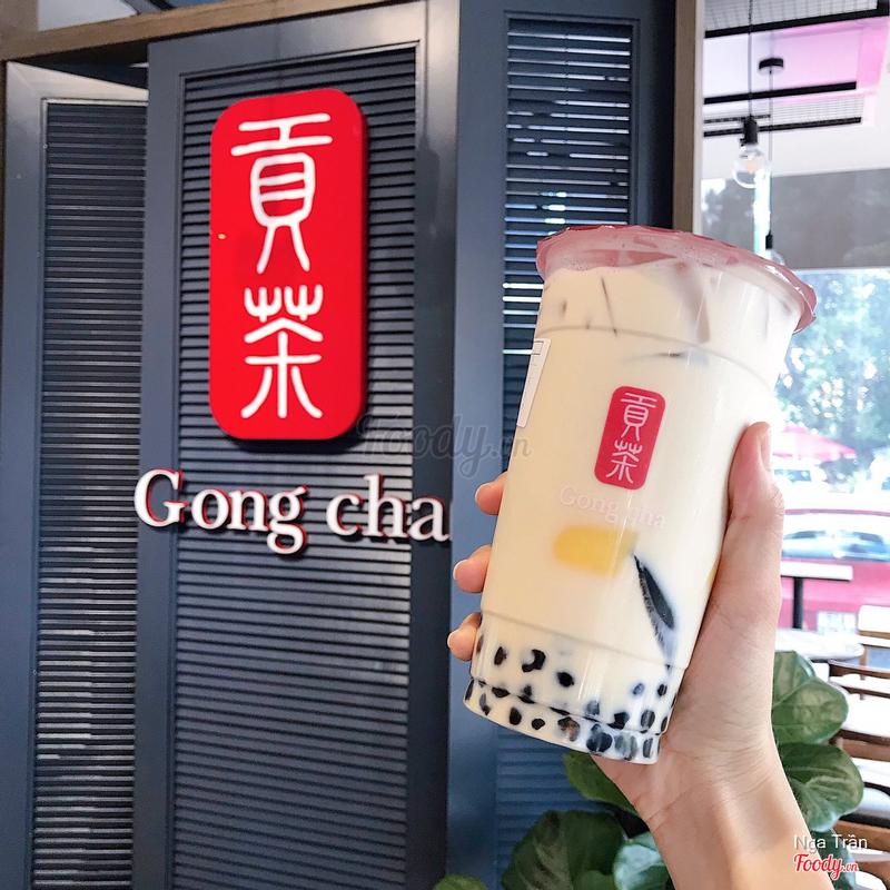 Trà sữa Oolong 3J