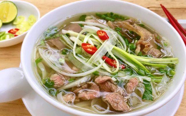 Hoàng Ngân - Phở Bò & Miến Gà