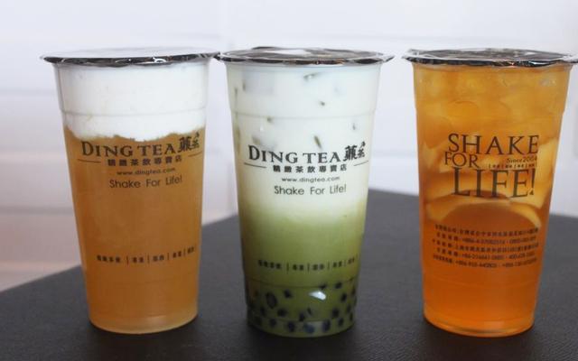 Ding Tea - Đường D1
