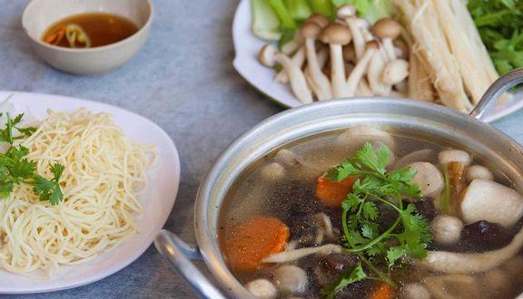 Organic - Lẩu Chay Rau Sạch