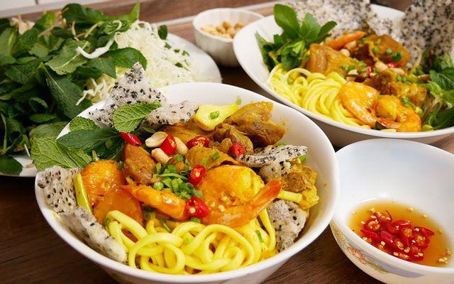 Mì Quảng Nôm - Lê Hồng Phong