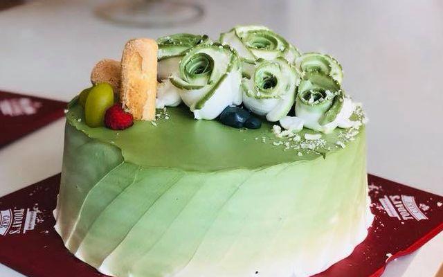 Today's Cake - Chiếc Bánh Ngon