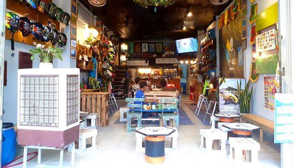Phượt X Coffee Shop