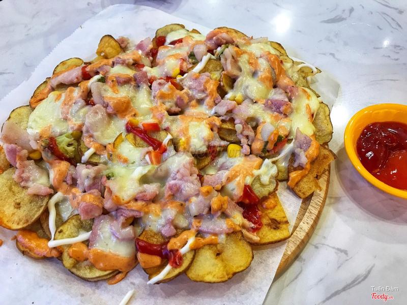 Pizza khoai tây