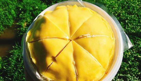 Bánh Sầu Riêng Ngàn Lớp Minh Ý - Shop Online