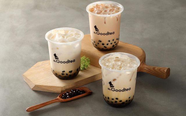Mr Good Tea - Bến Nghé