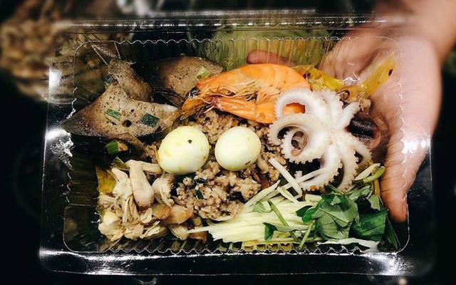 VINCI DELI - Lẩu Xiên Que & Bánh Tráng Trộn Tự Chọn
