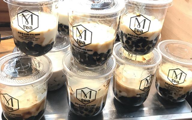 M Tea Saigon