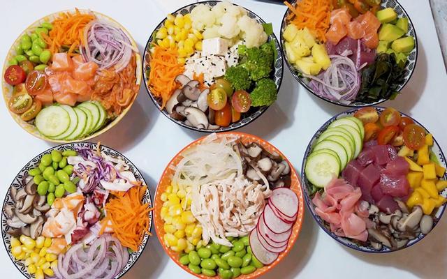 Let's Poke - Healthy Hawaiian Sashimi - Thảo Điền