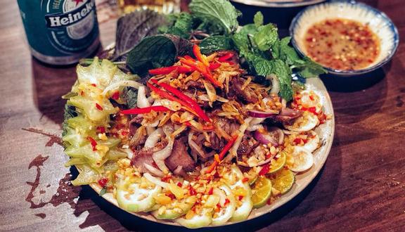 Tiệm Ăn Dì Út - Bò & Gà
