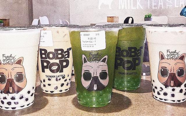 Trà Sữa Bobapop - KĐT Tân Tây Đô