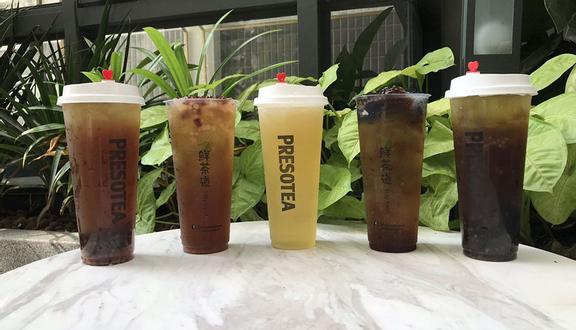 Presotea - Trà Trái Cây Tươi Đài Loan