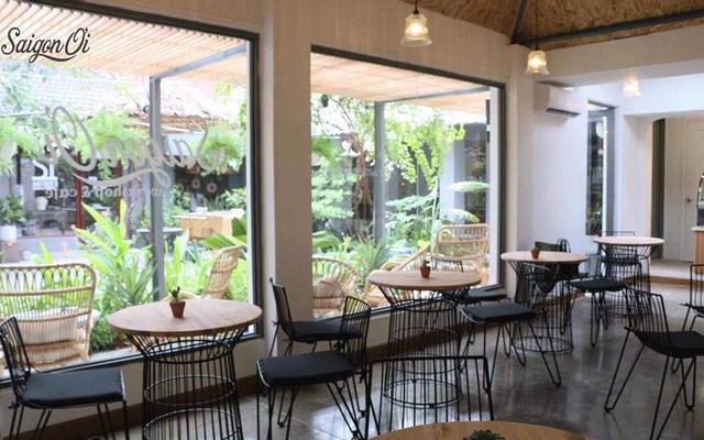 Sài Gòn Ơi Cafe - Xuân Thủy