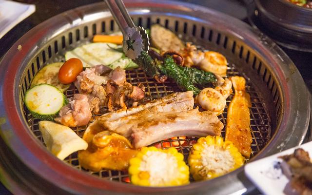 King BBQ Buffet - Vincom Plaza Trần Phú