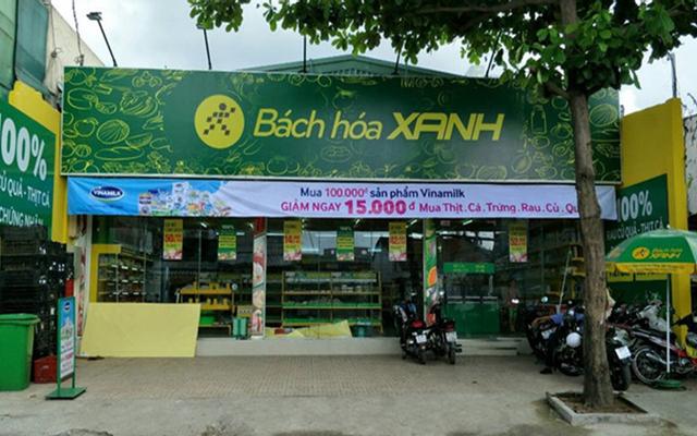 Bách Hóa Xanh - Siêu Thị Thực Phẩm - 62A Trần Thị Cờ