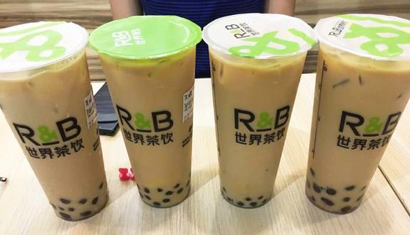 Trà Sữa R&B Tea - Sân Bay Quốc Tế Cam Ranh