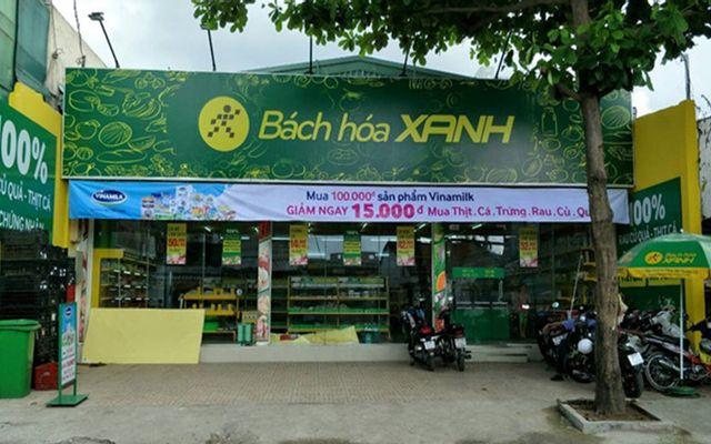 Bách Hóa Xanh - Siêu Thị Thực Phẩm - 77H/1 Nguyễn Ảnh Thủ
