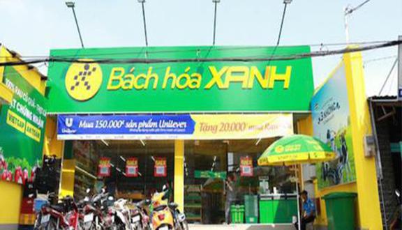 Bách Hóa Xanh - Siêu Thị Thực Phẩm - Nguyễn Duy Trinh