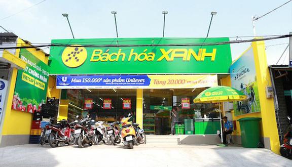Bách Hóa Xanh - Siêu Thị Thực Phẩm - 131A Phạm Phú Thứ