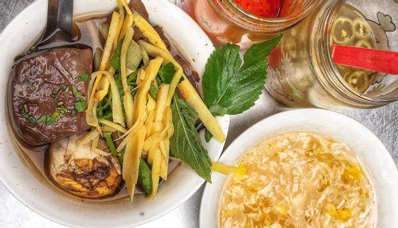 Tiết Luộc, Súp Gà & Các Món Ăn Vặt - Khu TT Nam Đồng
