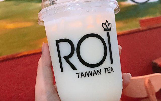 ROI - Taiwan Tea