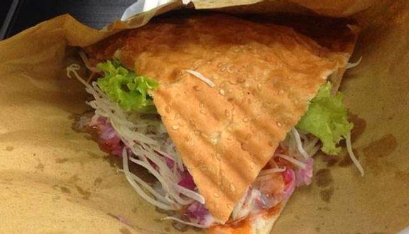 Bánh Mì Thổ Nhĩ Kỳ - Lê Lai