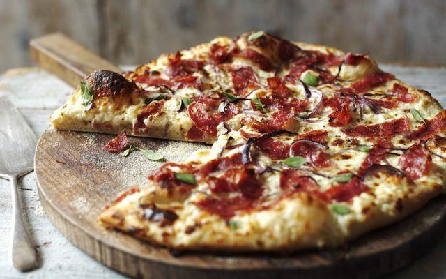 Napoli Pizza - Hoàng Hữu Nam