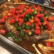Cá tai tượng sốt huyết Trùng Khánh