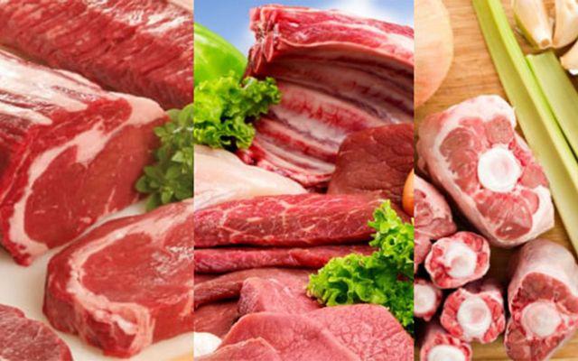 Thịt Bò Sạch Minh Ngân