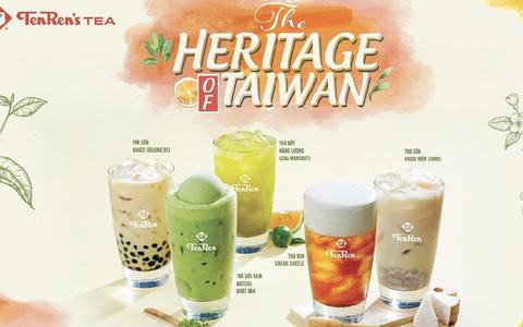 Ten Ren's Tea - Nguyễn Huy Tự