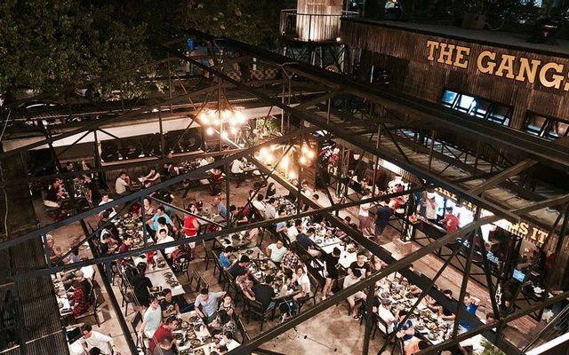 The Gangs - Grill & Beer - Mạc Đĩnh Chi