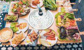 Organic Restaurant - Nướng & Lẩu Hơi