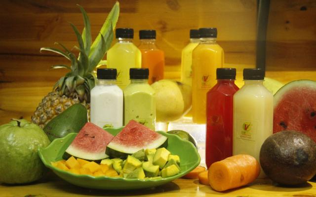 DV Fruit - Sinh Tố & Nước Ép Trái Cây