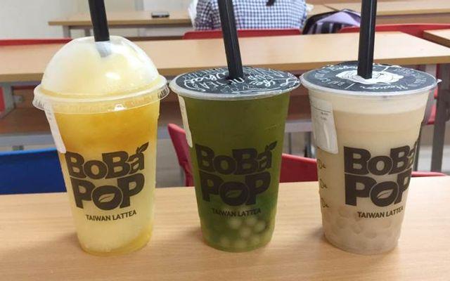 Trà Sữa Bobapop - Trần Phú