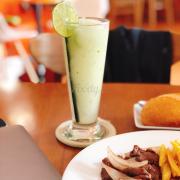Chanh da xay Coochie Coo Cafe