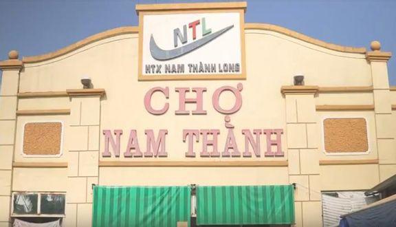 Khu Ẩm Thực Chợ Nam Thành