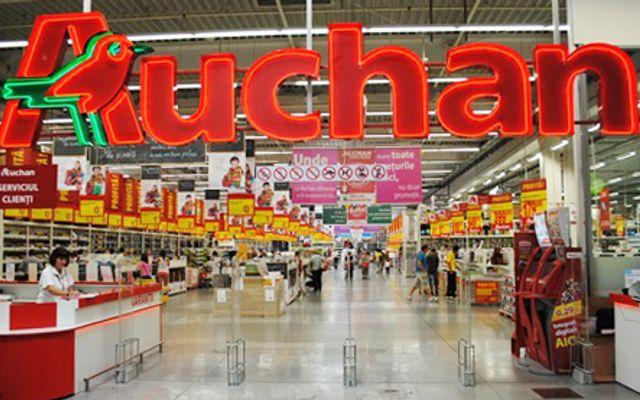 Siêu Thị Auchan - Lạc Long Quân