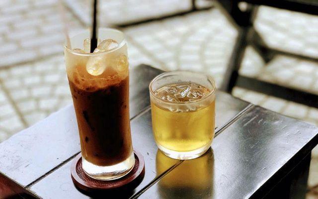Simon - Coffee & Milk Tea