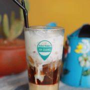 Cafe bọt sữa