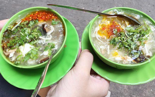 Bánh Flan & Soup Cua