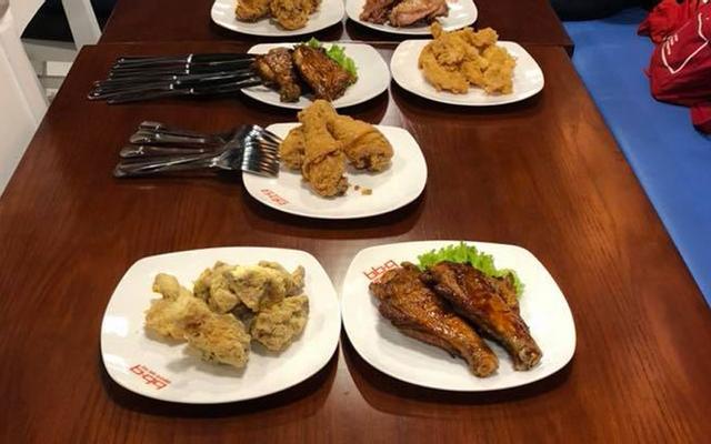 BBQ Chicken - Trần Hưng Đạo