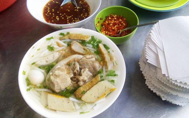Bánh Canh Hồng - Phan Đình Giót