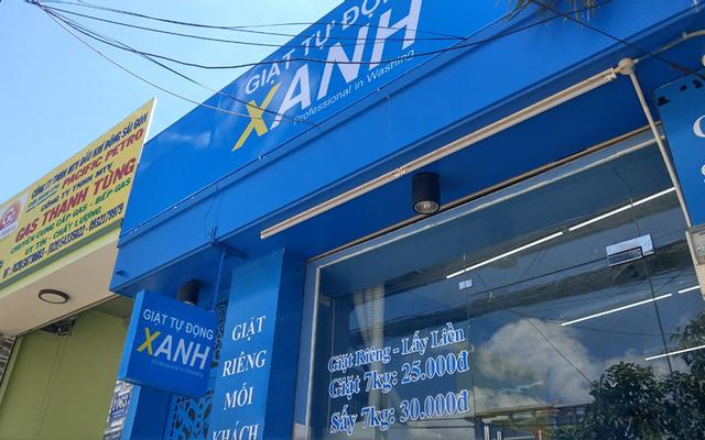Giặt Sấy Tự Động Xanh - Huỳnh Tấn Phát