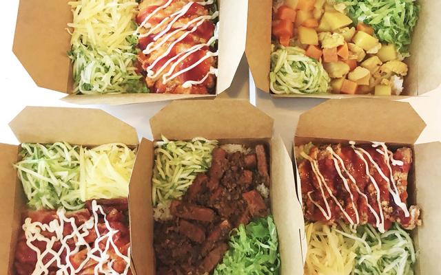 Cơm Thịt Nướng - Lương Yên